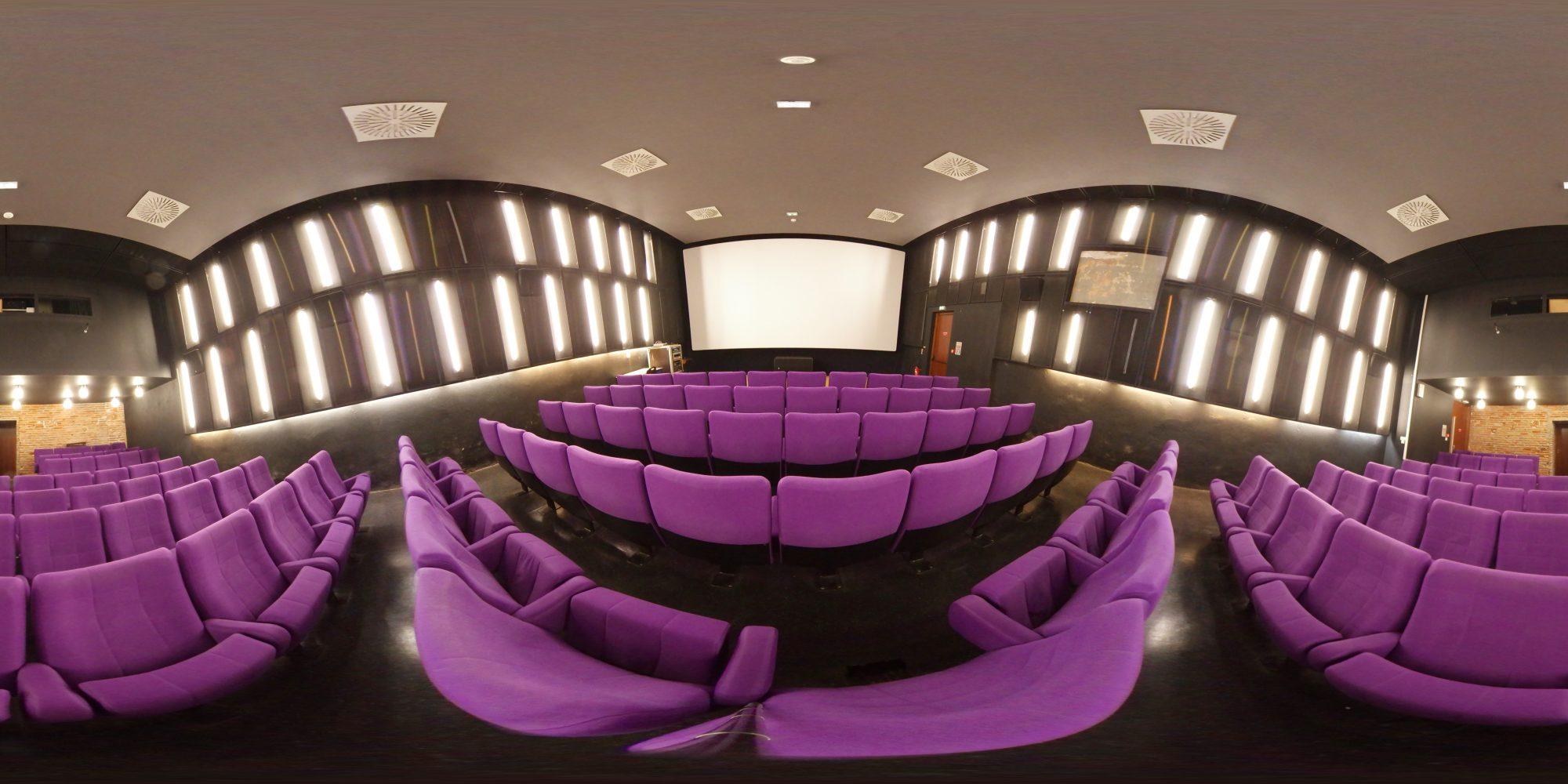 Enjeux Audiovisuels du Cinéma 360°